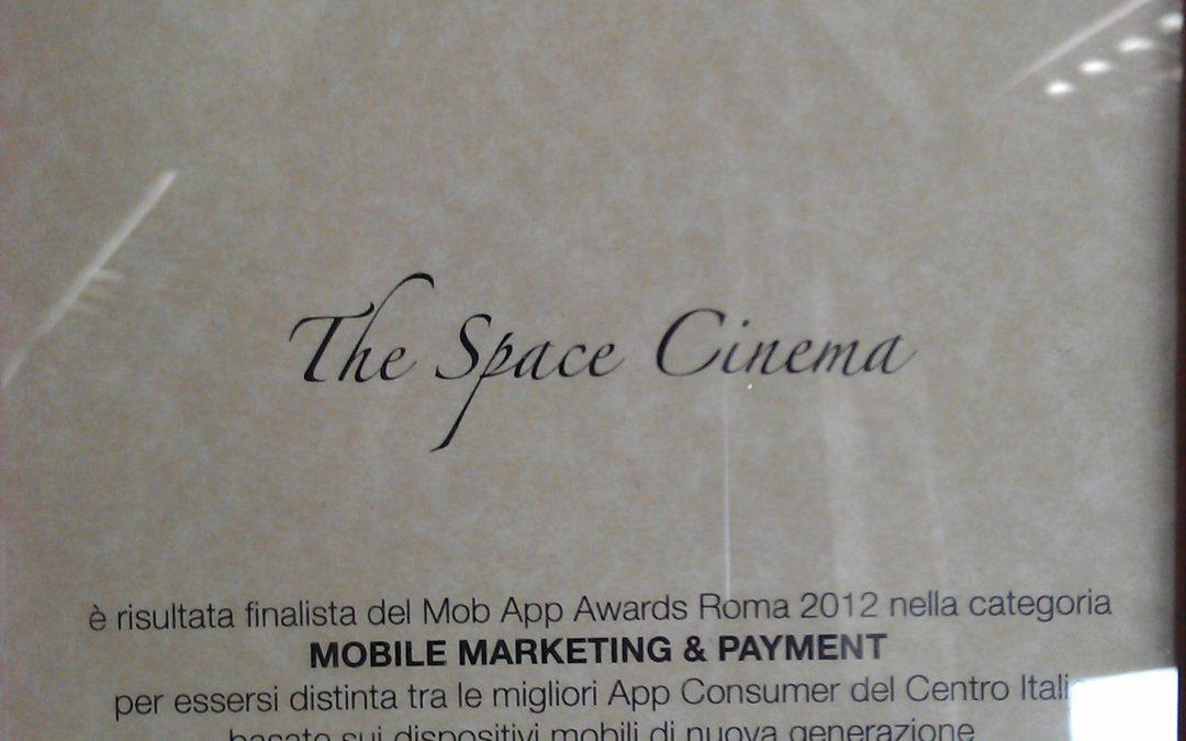 XAOS primo premio al Mob App Award, Smau